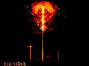 Картинка видео игры red stone