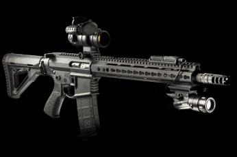 Картинка оружие автоматы штурмовая винтовка assault rifle ar-15
