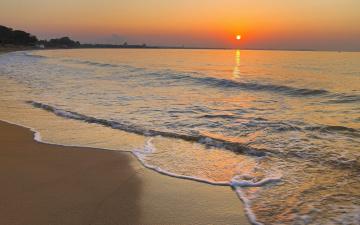 Картинка природа восходы закаты