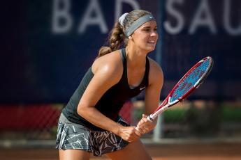 Картинка kalinina+anhelina спорт теннис ракетка девушка корт