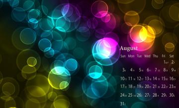 обоя календари, -другое, цвет