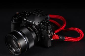 обоя olympus om-d e-m1, бренды, olympus, объектив, фотокамера