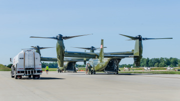 Картинка bell+boeing+mv-22+osprey авиация другое конвертоплан