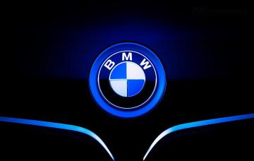 Картинка бренды авто-мото +bmw фон логотип
