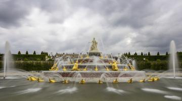 обоя versailles, города, париж , франция, фонтан, дворец