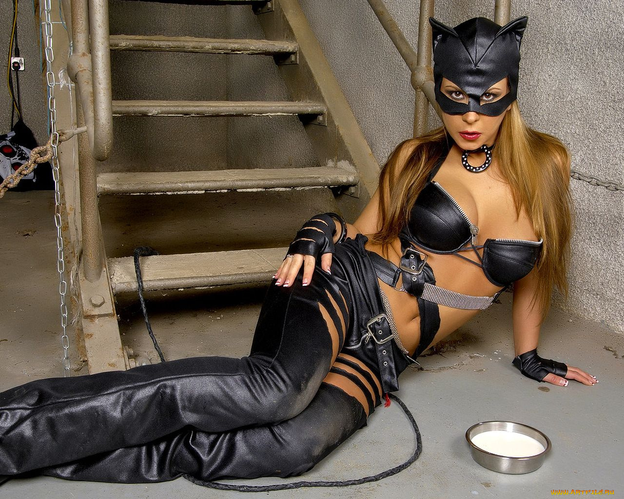 Catwoman babe nude gallery sexy pictures