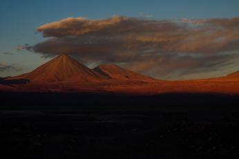 Картинка природа горы вечер облако небо igor galarza