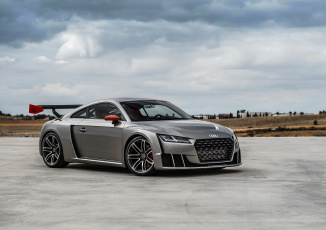 Картинка автомобили audi tt clubsport turbo concept 8s 2015г
