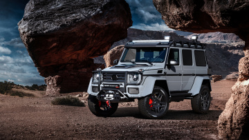 обоя brabus 550 adventure 4x4 based on mercedes-benz g-class 4x4 2017, автомобили, brabus, 550, adventure, 4x4, 2017, g-class, mercedes-benz, based