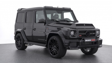обоя brabus 900 one of ten based on mercedes-benz amg g-65 2018, автомобили, brabus, 2018, g-65, amg, mercedes-benz, based, ten, one, 900