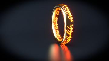 Картинка прелесть кино фильмы the lord of rings fellowship ring руны кольцо