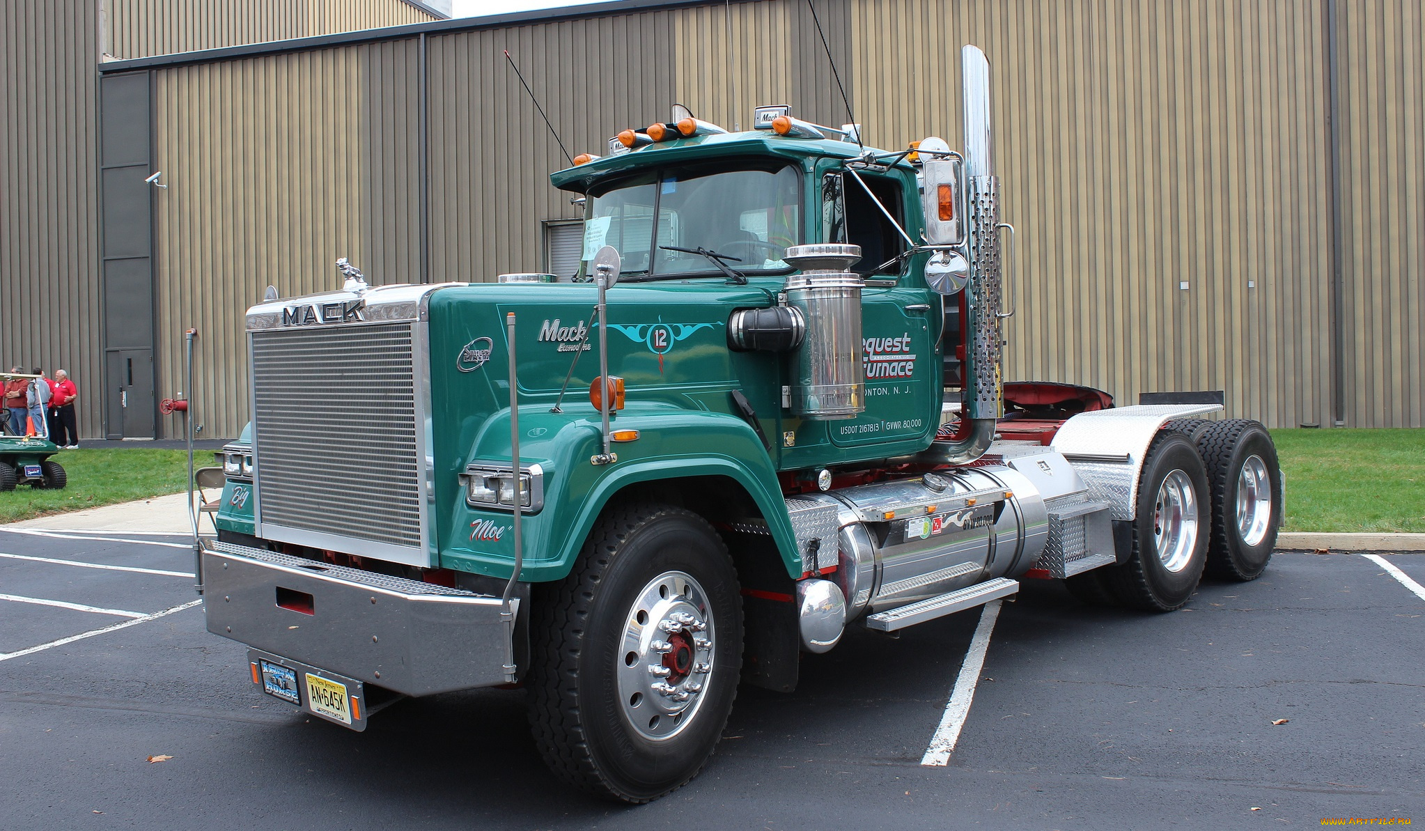 Old Semi Trucks Photo Collection: Old. - Smart Trucking Old trucking company photos