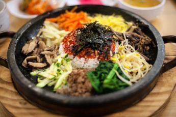 Картинка еда салаты +закуски рис грибы овощи