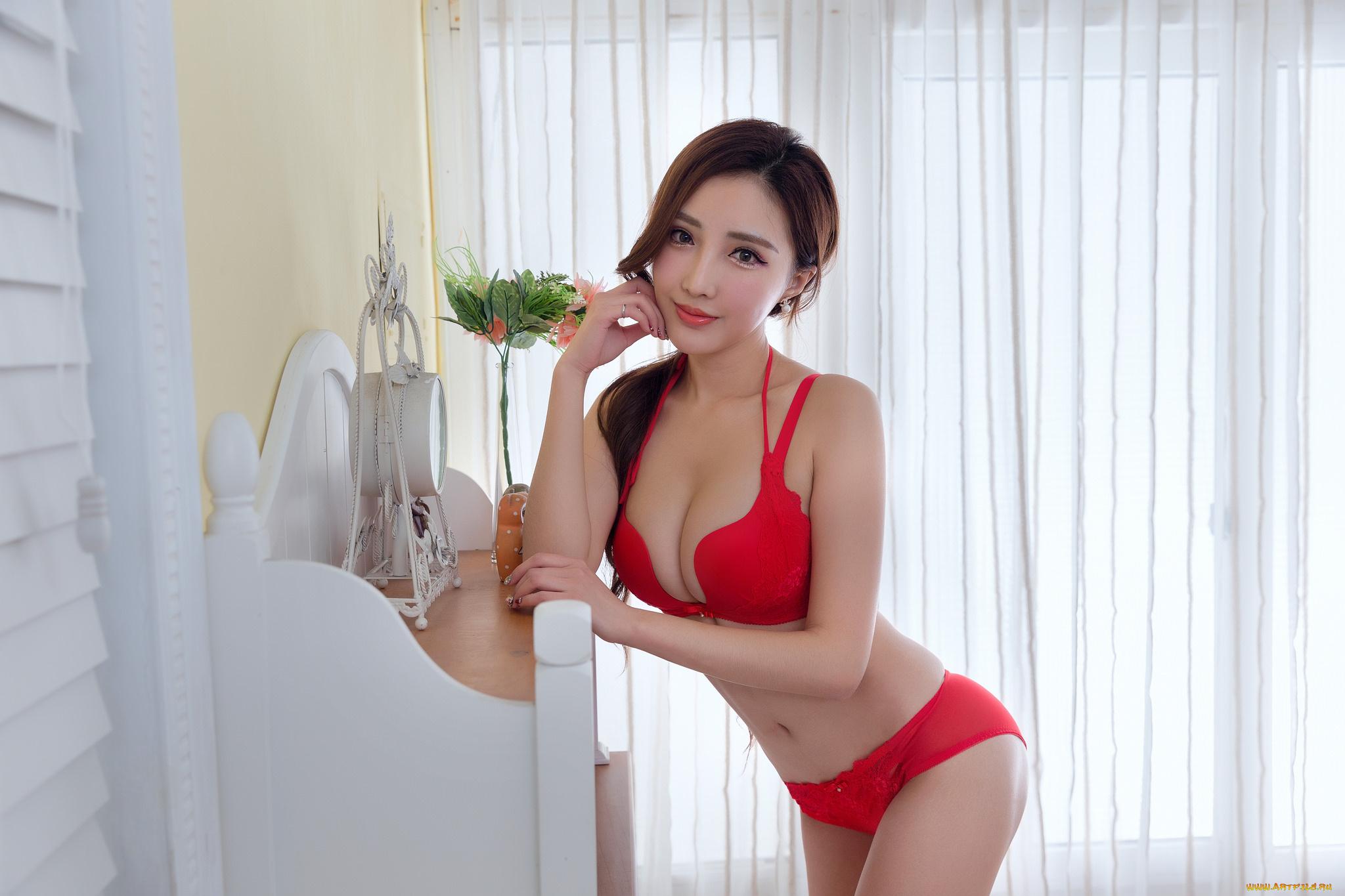 Фото азиаток с супер фигурой — pic 3