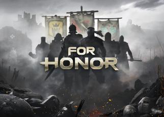 обоя видео игры, for honor, for, honor, action, ролевая