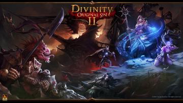обоя divinity,  original sin ii, видео игры, original, sin, ii, ролевая, онлайн, action