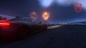 обоя driveclub, видео игры, скорость, гонки