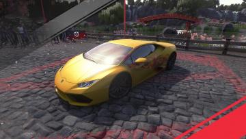 обоя видео игры, driveclub, скорость, гонки