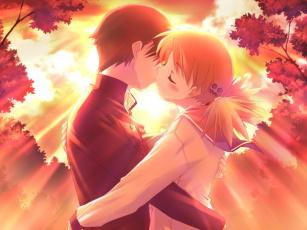 Картинка аниме to heart
