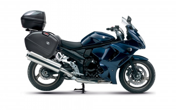 Картинка мотоциклы suzuki st gsx1250fa 2011