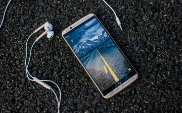 обоя бренды, - другое, zte, gigabit, mwc, 2017, smartphone