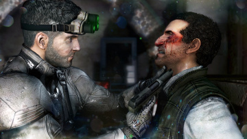 Картинка tom clancy`s splinter cell blacklist видео игры 3rd person stealth 3d action