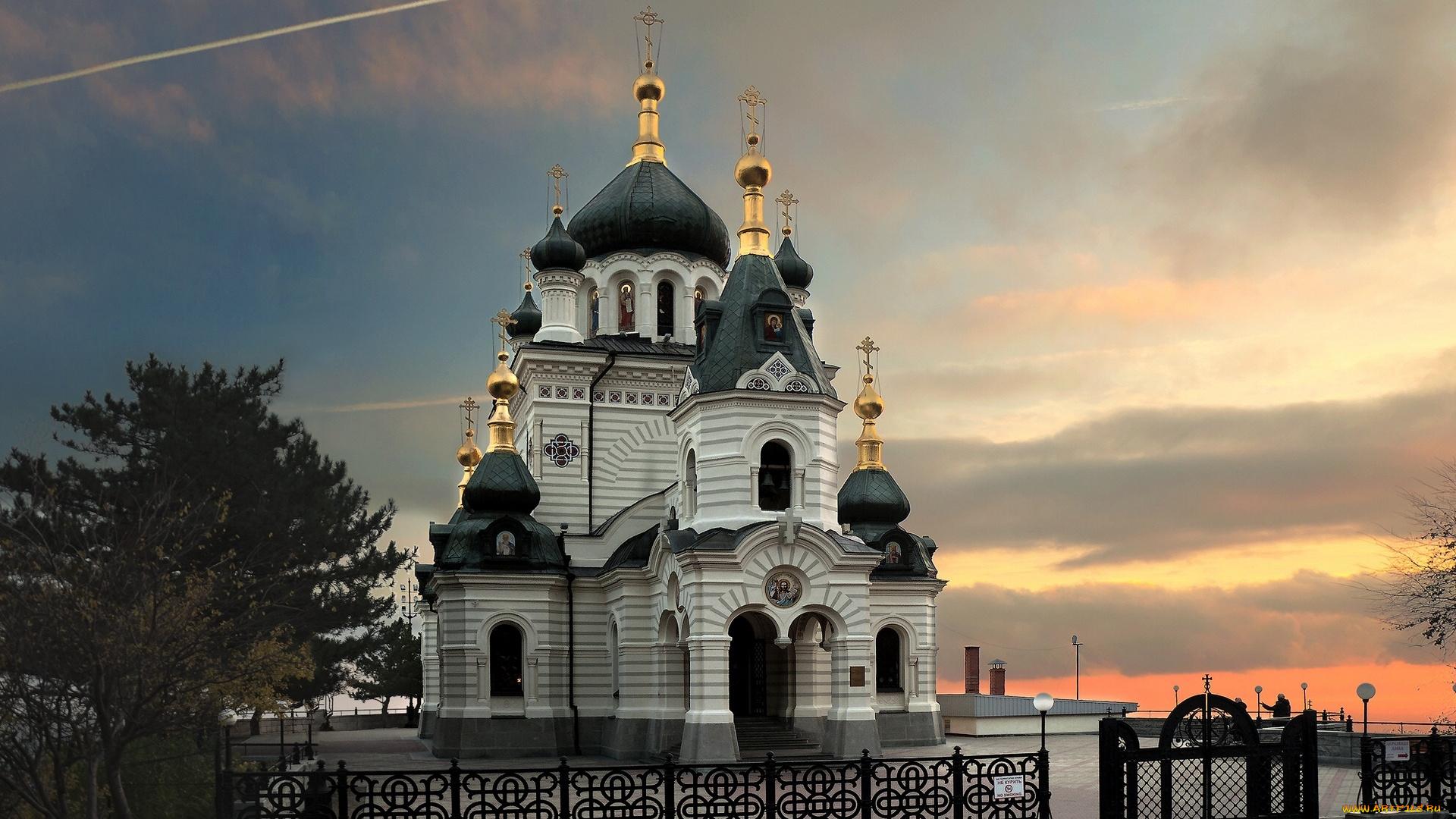Обои для рабочего стола храмы скачать бесплатно российские храмы