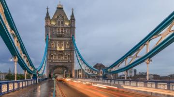 обоя города, - мосты, висячий, тауэрский, мост, лондон, великобритания