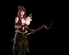 Картинка dragon age origins видео игры