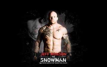 Картинка jeff monson мужчины тату the snowman