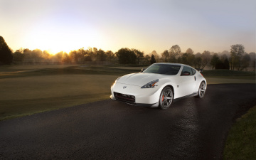 Картинка автомобили nissan datsun sports car 370z