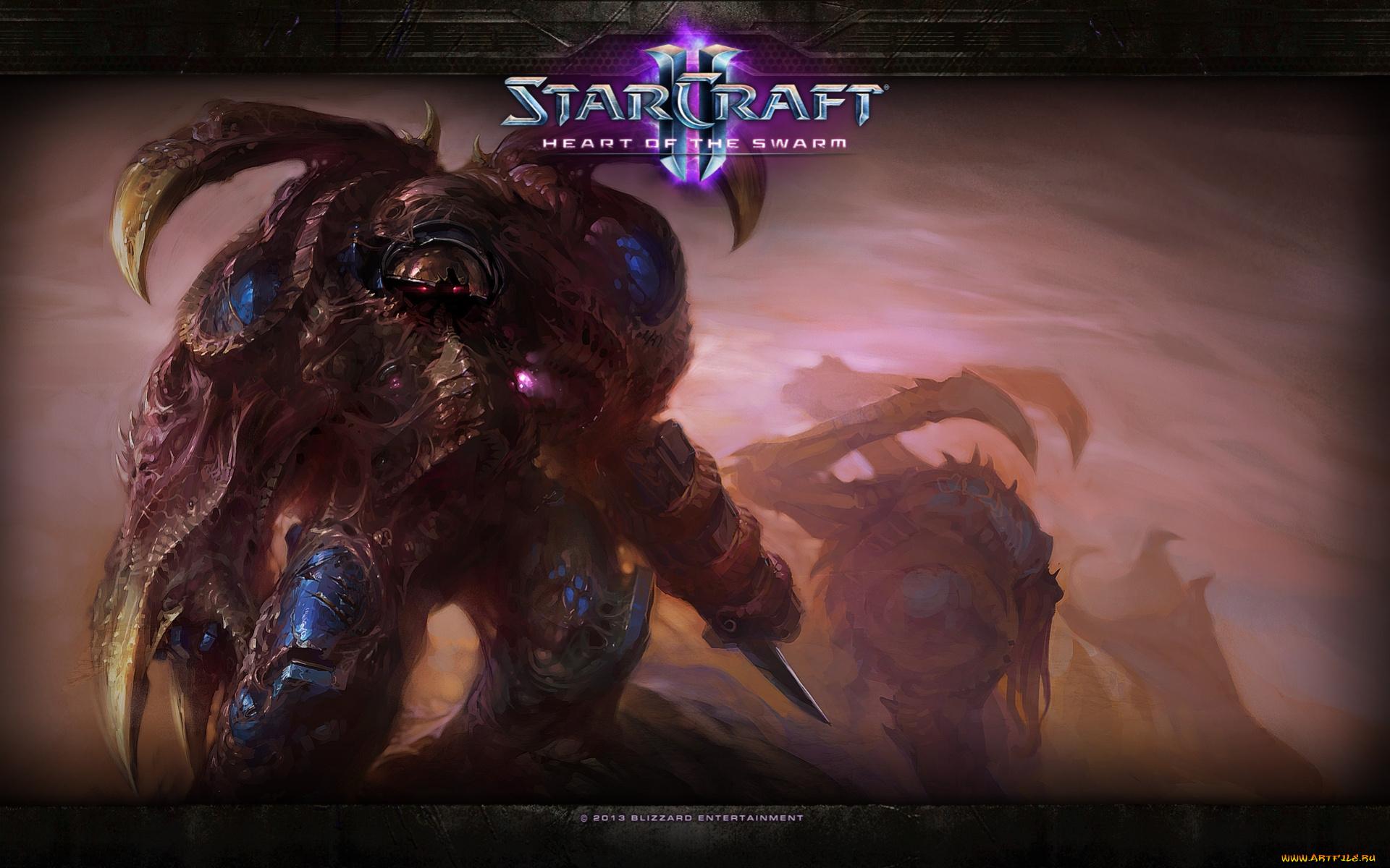 starcraft 2 игры  № 1877555 бесплатно