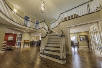 обоя интерьер, холлы,  лестницы,  корридоры, жилье