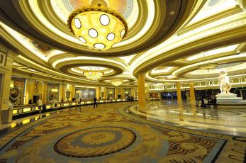 обоя интерьер, казино,  торгово-развлекательные центры, сша, caesars, palace, отель, лас-вегас