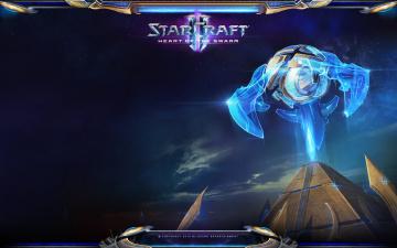 Картинка видео+игры starcraft+ii +heart+of+the+swarm стратегия starcraft 2 heart of the swarm игра