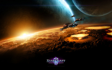 Картинка видео+игры starcraft+ii +heart+of+the+swarm heart of the swarm starcraft 2 игра стратегия