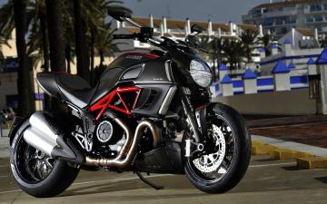 Картинка мотоциклы ducati diavel
