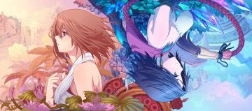 Картинка аниме final+fantasy девушки