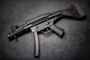 обоя оружие, автоматы, пистолет-пулемет, hk, mp5k, автомат