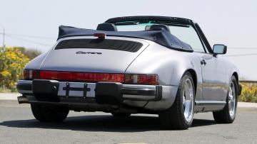 Картинка porsche 911 carrera автомобили германия спортивные элитные