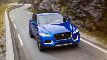 Картинка jaguar+c-x17+concept+2013 автомобили jaguar c-x17 concept 2013 crossover