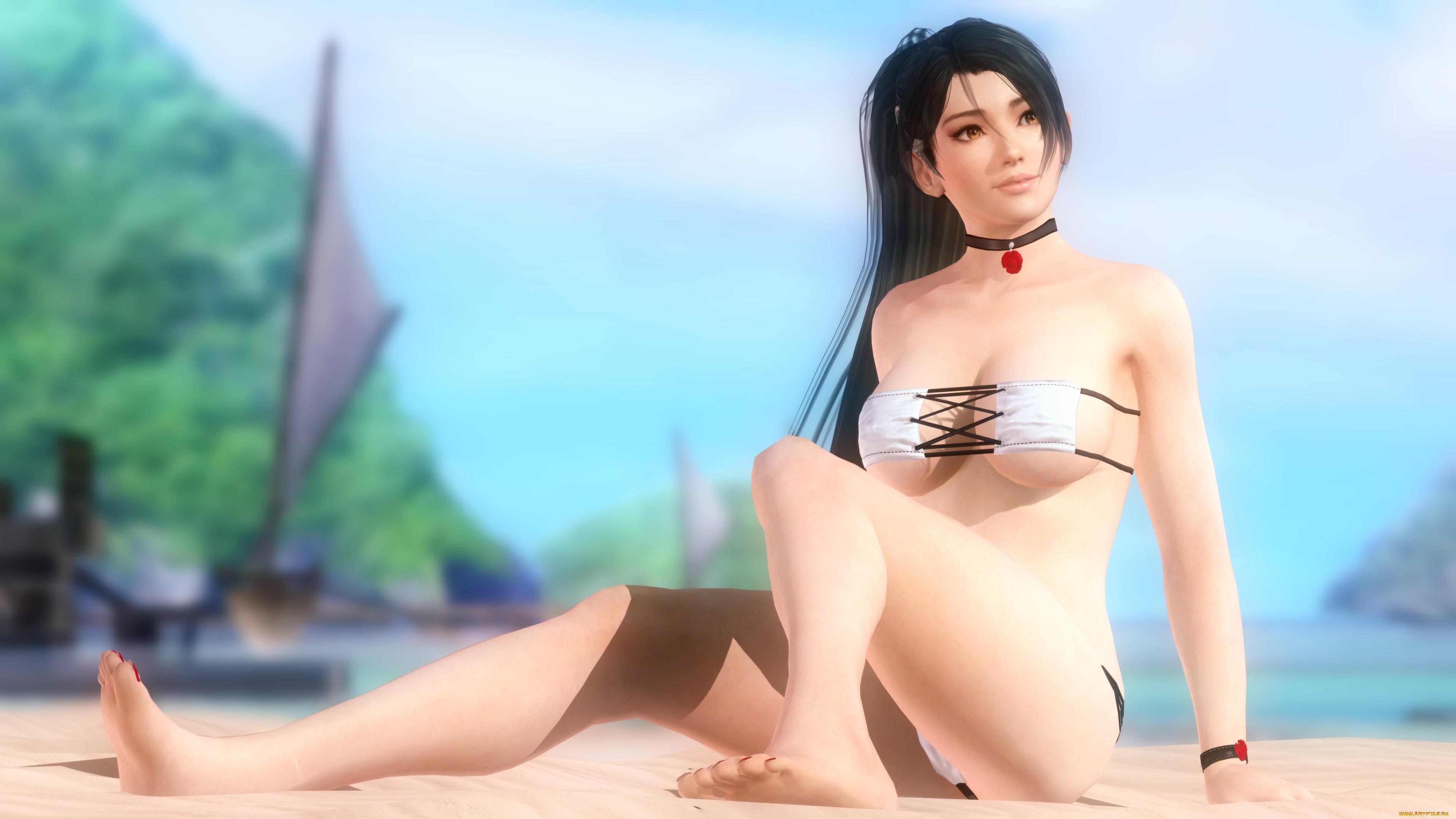 Hot skinny brunette nude
