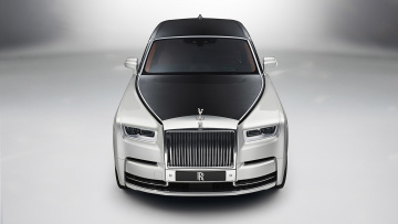 обоя rolls-royce phantom 2018, автомобили, rolls-royce, phantom, 2018
