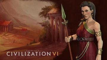 обоя видео игры, sid meier`s civilization vi, sid, meier`s, civilization, vi