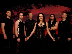 Картинка within temptation музыка