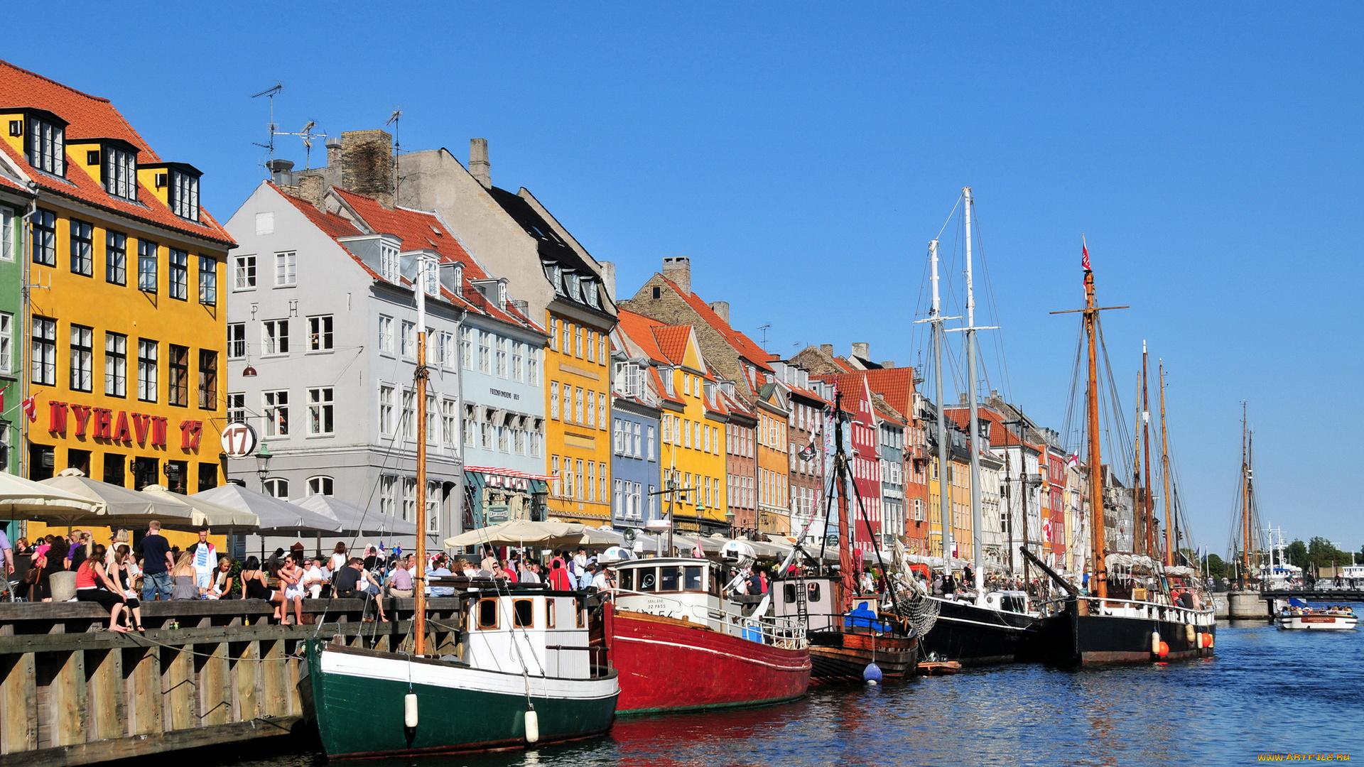 Copenhagen Harbor, Denmark подборки