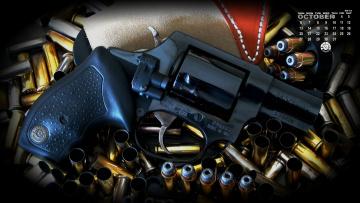 Картинка календари оружие пули револьвер