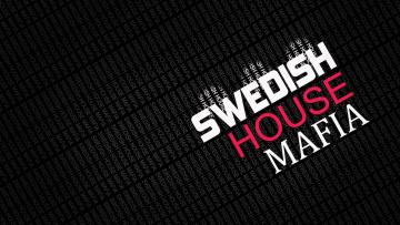 Картинка музыка swedish+house+mafia логотип