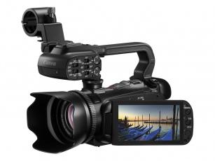 обоя canon, бренды, видеокамера
