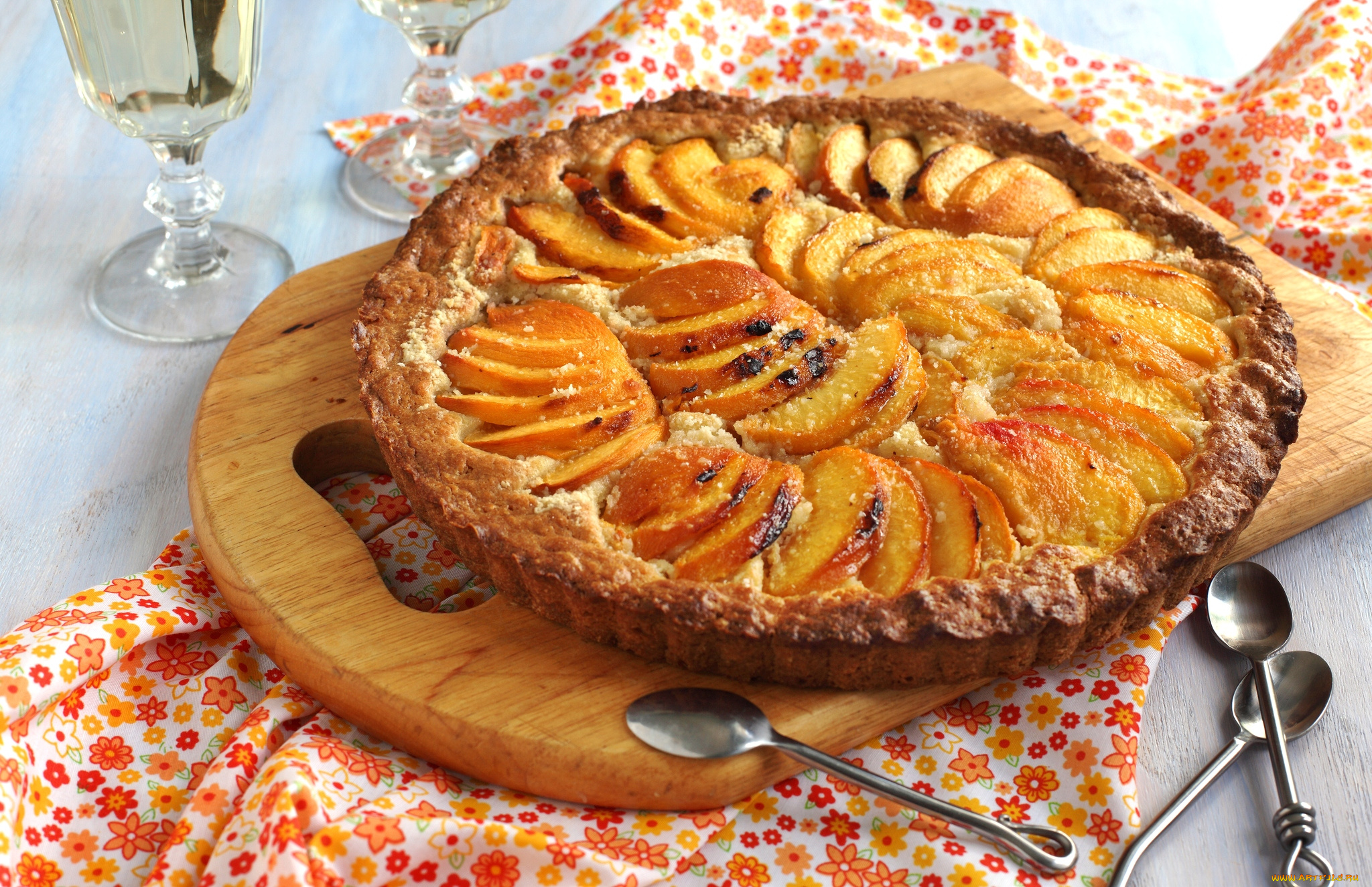 Открытки пирога
